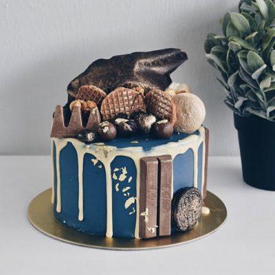 21st Cake 4
