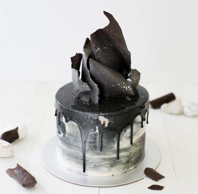 21st Cake 3
