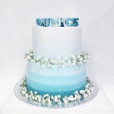 21st Cake 2