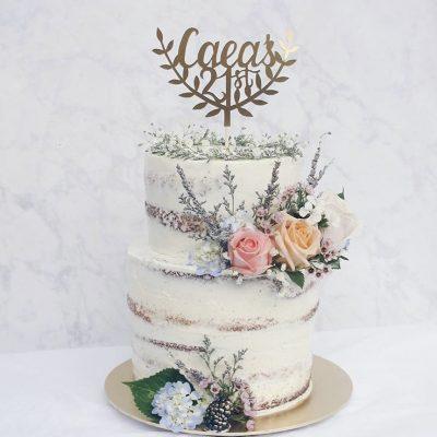 21st Cake 12