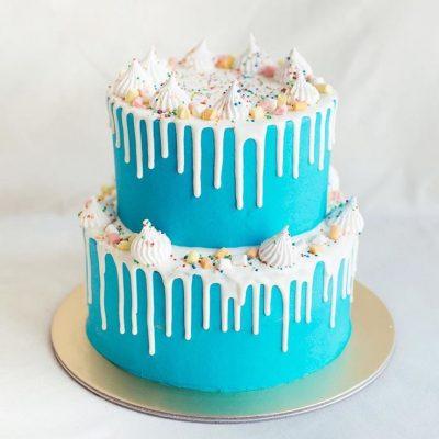 21st Cake 17