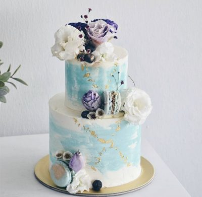 21st Cake 10