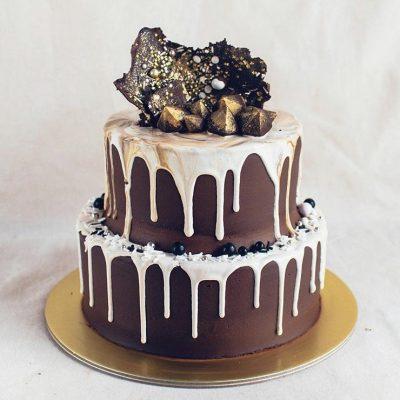 21st Cake 16