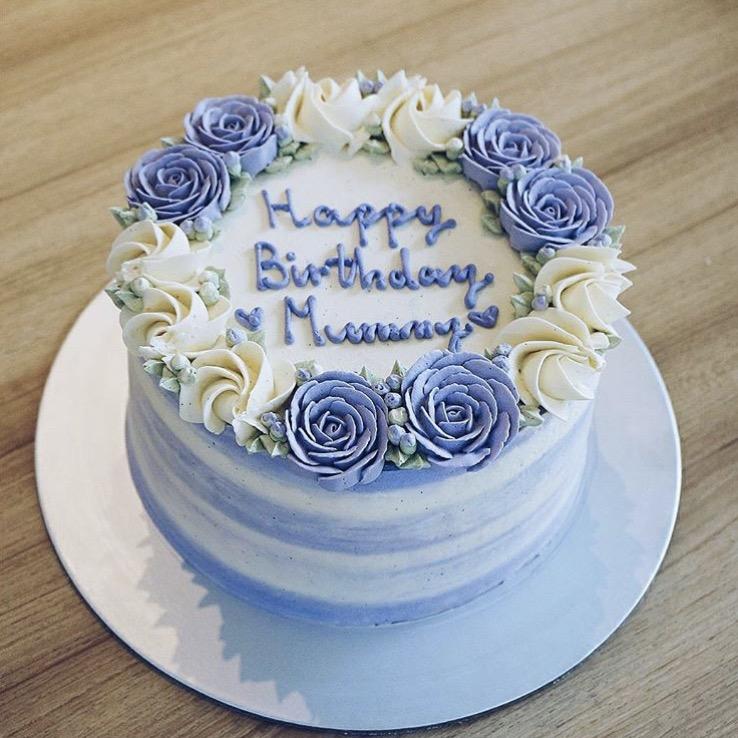 Happy Birthday Mummy | Frosty Cakes Co.