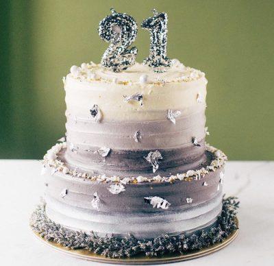 21st Cake 24