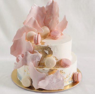 21st Cake 26